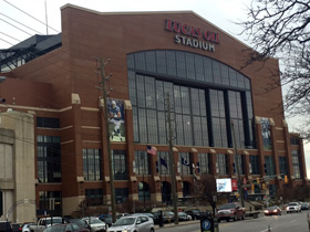 Lucas Oil Colts Stadium